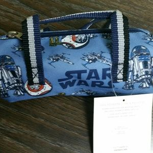 Pottery Barn Star Wars pencil toiletry bag